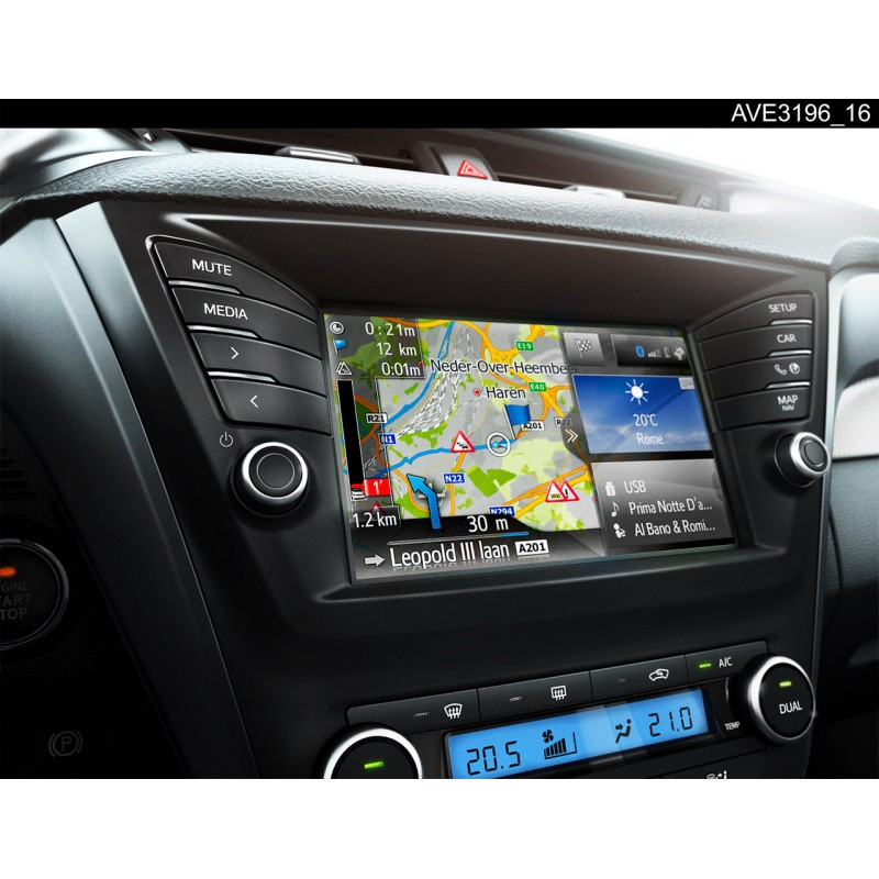 Touch and Go Plus 2 Version 2016 - Avensis Touring Sports 2015